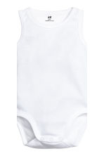 3-pack bodysuits - White - Kids | H&M 2