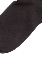 Over-the-knee socks - Black - Ladies | H&M IE 4