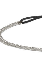 Metal hairband - Silver - Ladies | H&M CN 2