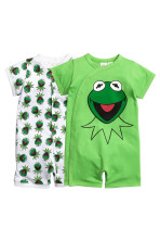 Green/The Muppets