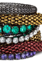 9-pack bracelets - Multicoloured - Ladies | H&M CN 2