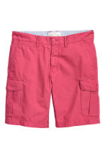 Shorts cargo - Lampone - UOMO | H&M IT 2
