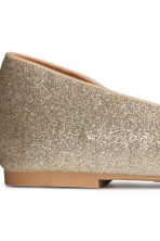 Ballet pumps - Gold/Glittery - Ladies | H&M CN 4