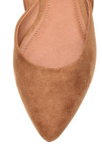 Ballet pumps - Dark beige - Ladies | H&M IE 3