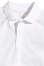 Polo shirt - White - Kids | H&M CN 3