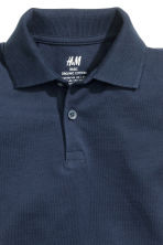 Polo shirt - Dark blue -  | H&M 4