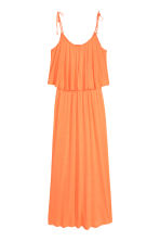 H&M+ Maxi dress - Orange - Ladies | H&M CN 2