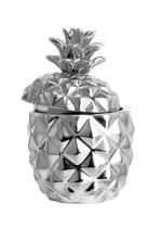 Silver/Pineapple