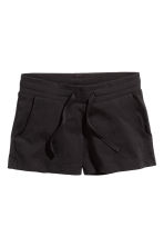 Jersey shorts - Black - Kids | H&M 2