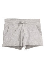 Jersey shorts - Grey marl - Kids | H&M 3