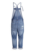 Dungarees - Denim blue - Ladies | H&M GB 3