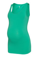 MAMA Jersey top - Green - Ladies | H&M CN 2