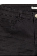 Twill shorts - Black - Ladies | H&M GB 3