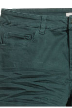 Twill shorts - Dark green - Ladies | H&M GB 4