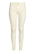 Superstretch trousers - White - Ladies | H&M CN 2