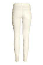 Superstretch trousers - White - Ladies | H&M CN 3