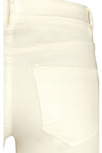 Superstretch trousers - White - Ladies | H&M CN 4
