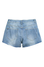 Shorts in jeans High Waist - Blu denim - DONNA | H&M IT 3