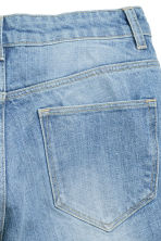 Shorts in jeans High Waist - Blu denim - DONNA | H&M IT 4