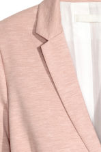 H&M+ Fitted jacket - Powder pink - Ladies | H&M CN 3