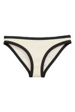 Slip bikini - Bianco naturale - DONNA | H&M IT 2
