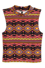 Sleeveless top - null - Ladies | H&M CN 2