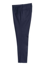 Suit trousers Skinny fit - Dark blue - Men | H&M CN 2