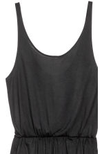 Sleeveless jumpsuit - Black - Ladies | H&M CN 3