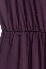 Sleeveless jumpsuit - Dark purple - Ladies | H&M 4