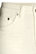 Slim Regular Jeans - Natural white - Ladies | H&M CN 4