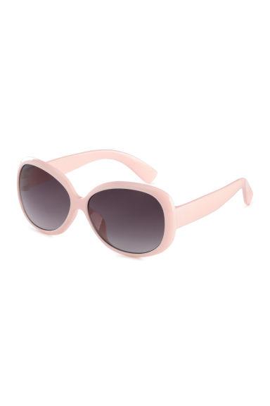 lunettes de soleil rose clair h m fr. Black Bedroom Furniture Sets. Home Design Ideas