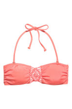 Top bikini - Corallo neon - DONNA | H&M IT 2