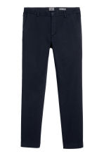 Chinos Slim fit - Blu scuro -  | H&M IT 3