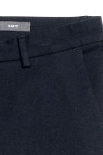 Chinos Slim fit - Blu scuro -  | H&M IT 4