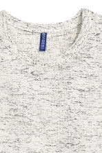 Marled jumper - Natural white - Men | H&M CN 3
