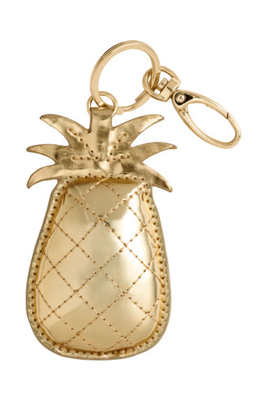 Keyring - Gold/Pineapple - Ladies | H&M CN