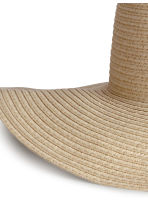 Straw hat - Natural - Ladies | H&M CN 2