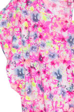 Playsuit - Pink/Patterned - Kids | H&M CN 3