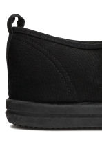 Canvas trainers - Black - Men | H&M CN 4