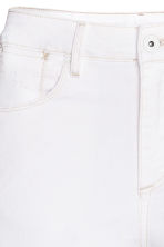 Skinny High Trashed Jeans - White - Ladies | H&M CN 5