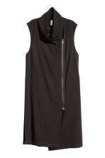 Long gilet - Black - Ladies | H&M CN 2