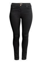 H&M+ Stretch trousers - Black - Ladies | H&M CA 2