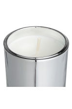 Candela con vasetto di vetro - Argentato - HOME | H&M IT 2