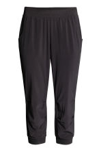 3/4-length sports trousers - Black - Ladies | H&M CN 2