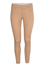 Superstretch trousers - Beige - Ladies | H&M CN 2