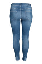 H&M+ Shaping Skinny Jeans - Dark denim blue - Ladies | H&M CN 3