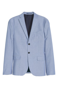Cotton Oxford jacket
