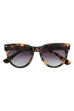 Sunglasses - Brown/Patterned - Ladies | H&M CN 2