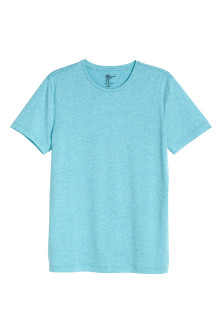Round-neck T-shirt Slim fit