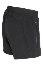 Outdoor shorts - Black - Ladies | H&M CN 3